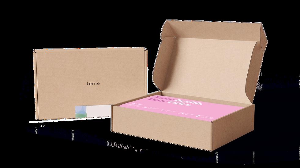 Healthy V Box: Women's Care Bundle
