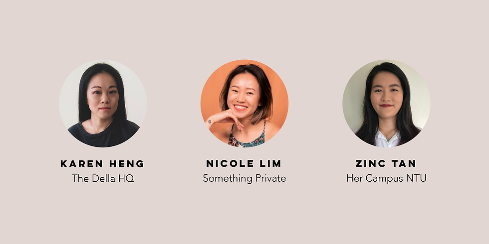 Panel Discussion: Understanding Sexual Awareness & Wellness in Singapore