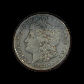 Silver Coin From 1903