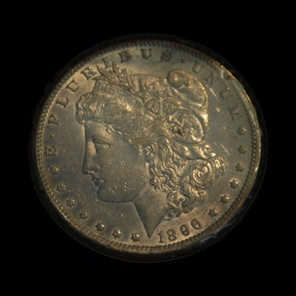 Silver Coin From 1867