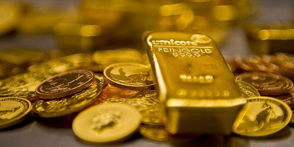 We Buy Gold!