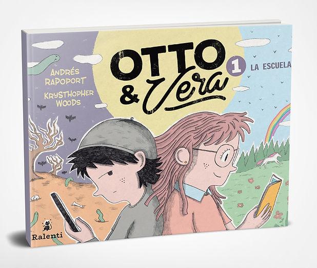 OTTO Y VERA_ LA ESCUELA