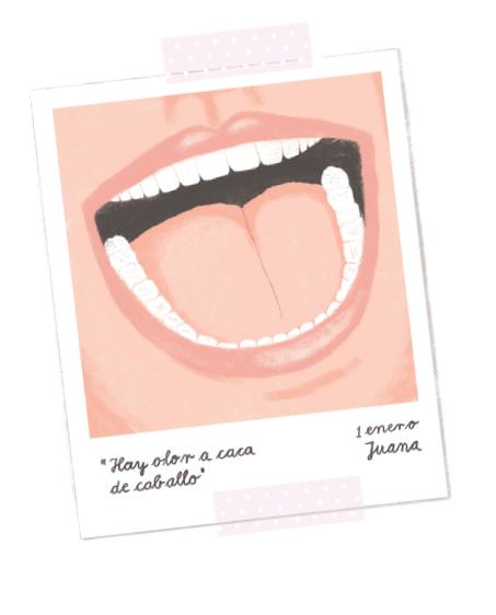 Ilustración de Sabina Álvarez Schürmann para el libro Las Súper 8: Un misterioso comienzo