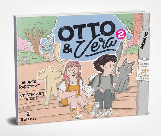 OTTO Y VERA_ MASCOTAS