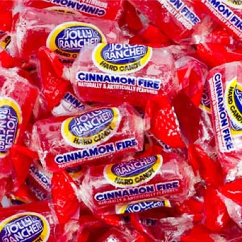 Cinnamon Fire Jolly Rancher Candy - 5 - 30 Lbs Available