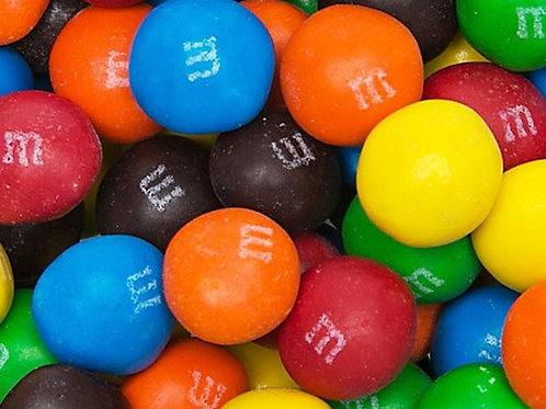 M&Ms Caramel Milk Chocolate Candy