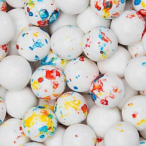 """Psychedelic 1"""" Jawbreakers Hard Bulk Candy centers   4 - 30 LBs"""