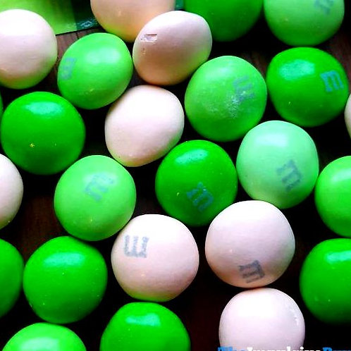 Key Lime Pie White M&Ms Chocolate Candy - Choose weight 6-40 LBs