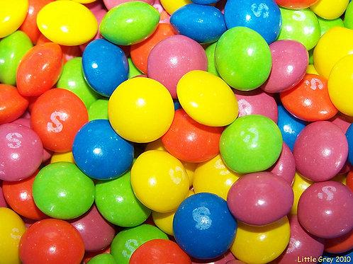 Brightside Skittles Bulk Vending Candy - Choose Weight  4 - 40 LBs