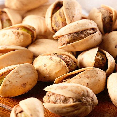 Salt & Pepper Pistachios Nuts   4 - 40 LBS   Choose Weight