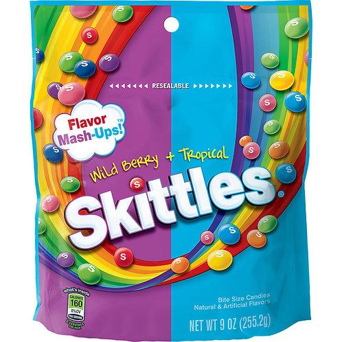 Mash ups Skittles Bulk Vending Candy - Choose Weight  4 - 40 LBs