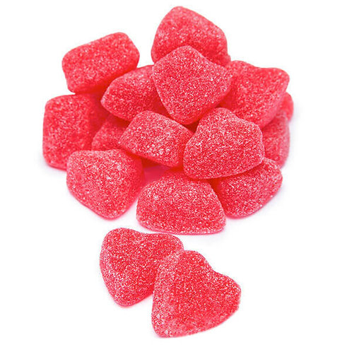 Brach's Cinnamon Jelly Hearts Candy - You Choose  5 - 30 LBs