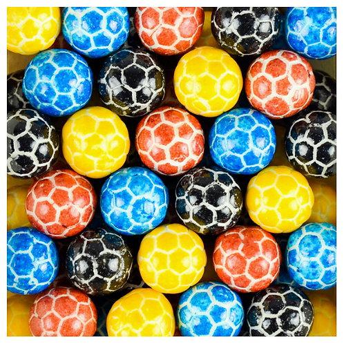 Soccer Balls 3D Custom Gumballs  -   Choose Weight   5 - 30