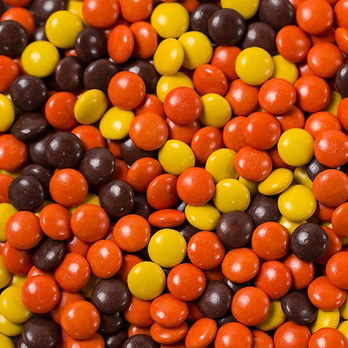 Reese's Pieces Milk Chocolate Peanut Butter Candy - Choose 5 - 40 LBs