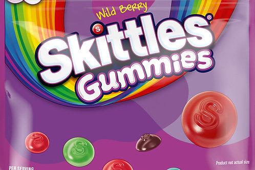 New! Skittles Wild Berry Gummies Candy - Choose Weight 5 - 20 LBs