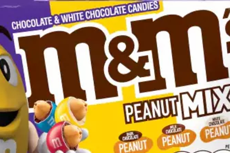 M&Ms Peanut Mix Chocolate Candy - Choose weight 6-40 LBs