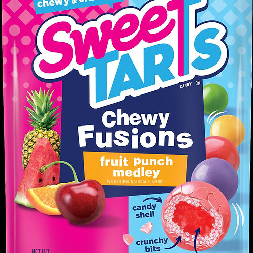 Wonka Chewy Fusions  Sweetarts Bulk Vending Candy - Choose 5  to 40 LBs