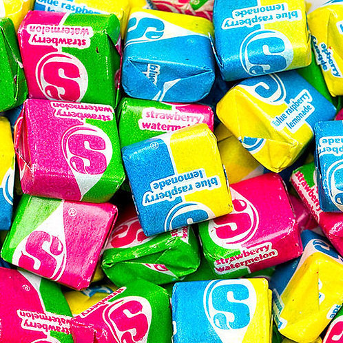 Starburst Duos Two Flavors in one candy  4 - 40 LBs