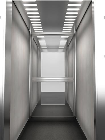 Akbaş Asansör Kabin Modelleri