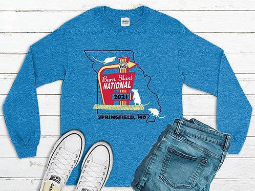 Sapphire Long Sleeve Shirt