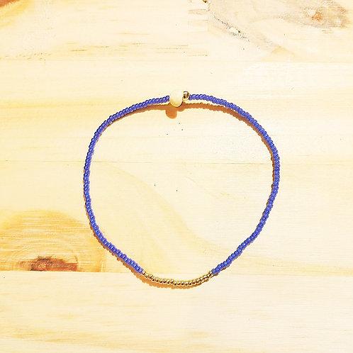 Bracelet LILI KIDS Violet Gold