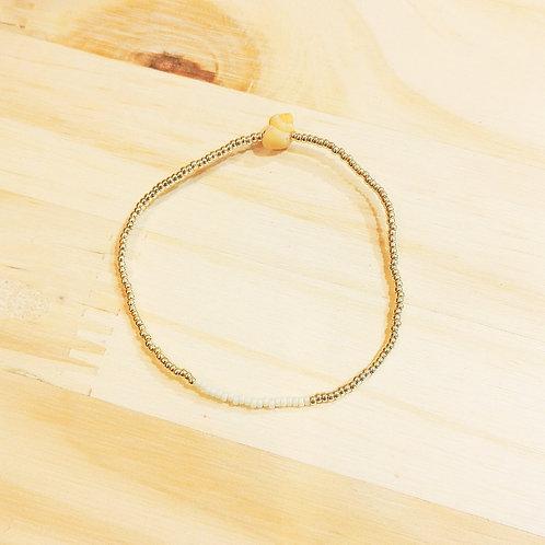 Bracelet LILI KIDS Plaqué Or 18 Kt Gold