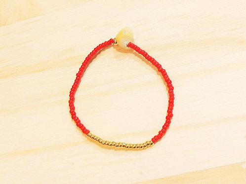 Bracelet LILI ROUGE Gold