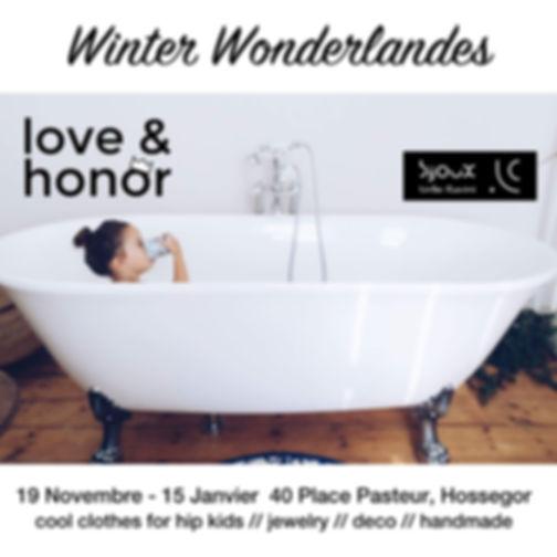 Boutique de Linda Clarini Bjoux et Love and Honor à Hossegor 40150