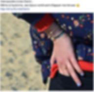 Linda Clarini Bijoux partenaire beauté de Modames, online shop