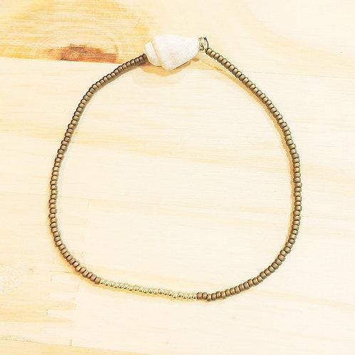 Bracelet LILI MARRON GLACE Gold