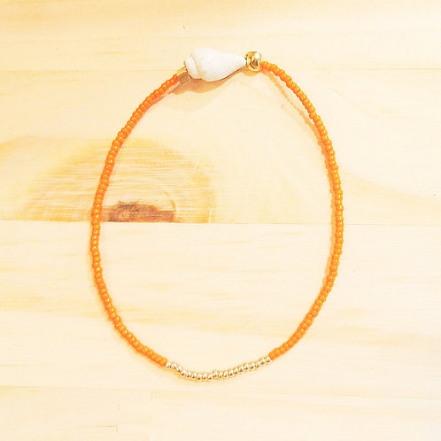Bracelet LILI ORANGE Gold