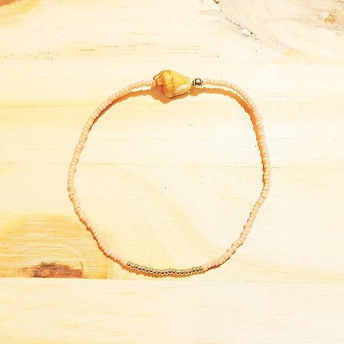 Bracelet LILI ROSE CLAIR Gold