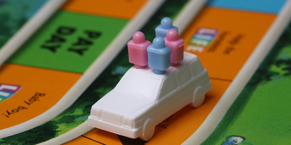 Soirée-partage jeux et petites bouchées