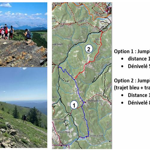 Sortie randonnée – Jumpingpound Mountain / Cox Hill