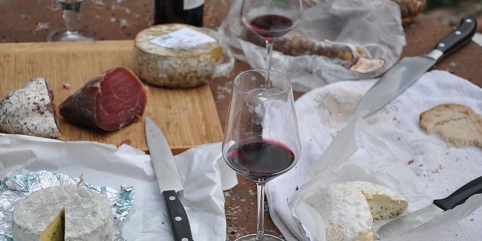 Soirée Vin-Fromage et AGA
