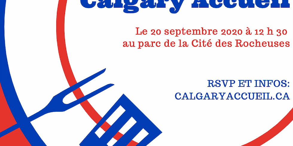 Barbecue Annuel de Calgary Accueil