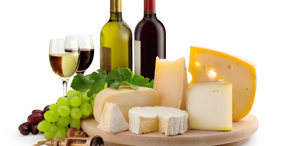 AGA Calgary Accueil + Vin-Fromage