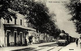 Gare de Vion