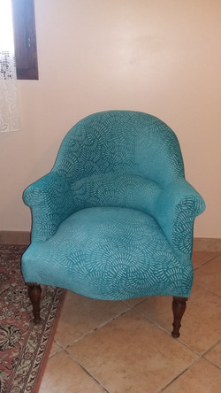 Fauteuil Crapaud !