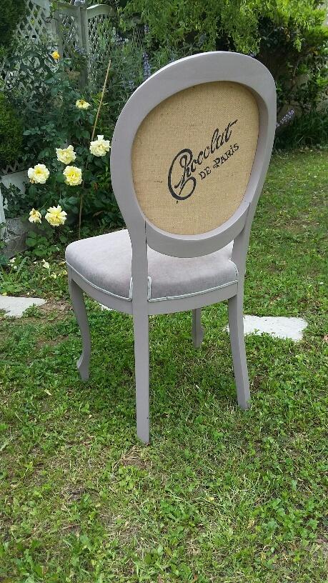 Chaise de SàM