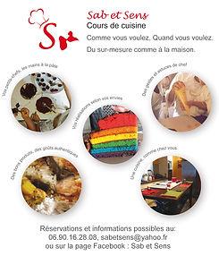 Sab et sens cours de cuisine en guadeloupe saint fran ois - Cours de cuisine en guadeloupe ...