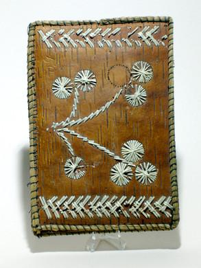 Birchbark Page Journal