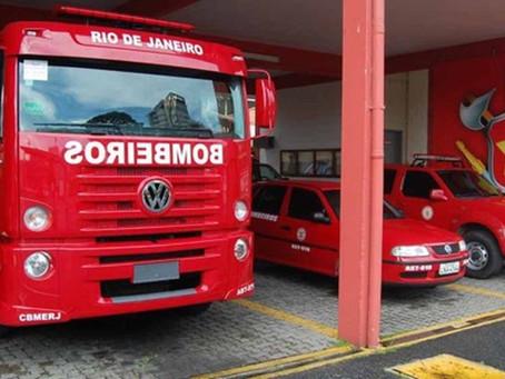NOTÍCIA - Desembargador proíbe prisão administrativa de bombeiros do Rio de Janeiro