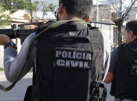NOTÍCIA   PCPR abre inscrições para 400 vagas em concurso público