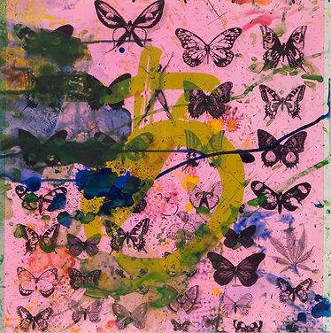 Shozo Shimamoto - Butterflies.jpg