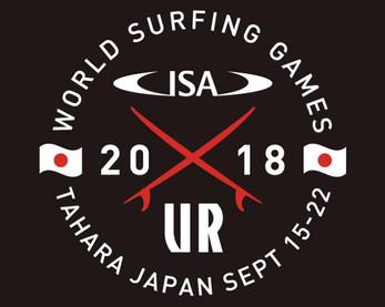 2018 ISA World Surfing Game in Tahara, Japan