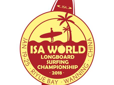 2018 ISA World Longboard Surfing Championship in China