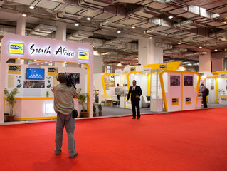 South African Pavilion @ BRICS Trade Fair 2016, New Delhi