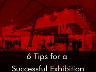 6 Tips for a Successful Exhibition