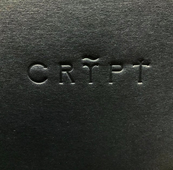 CRYPT - Oath Playing Cards